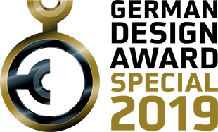 German Design Award erityismaininta 2019