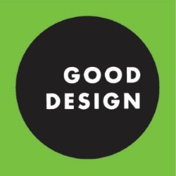 Green Good Design logo