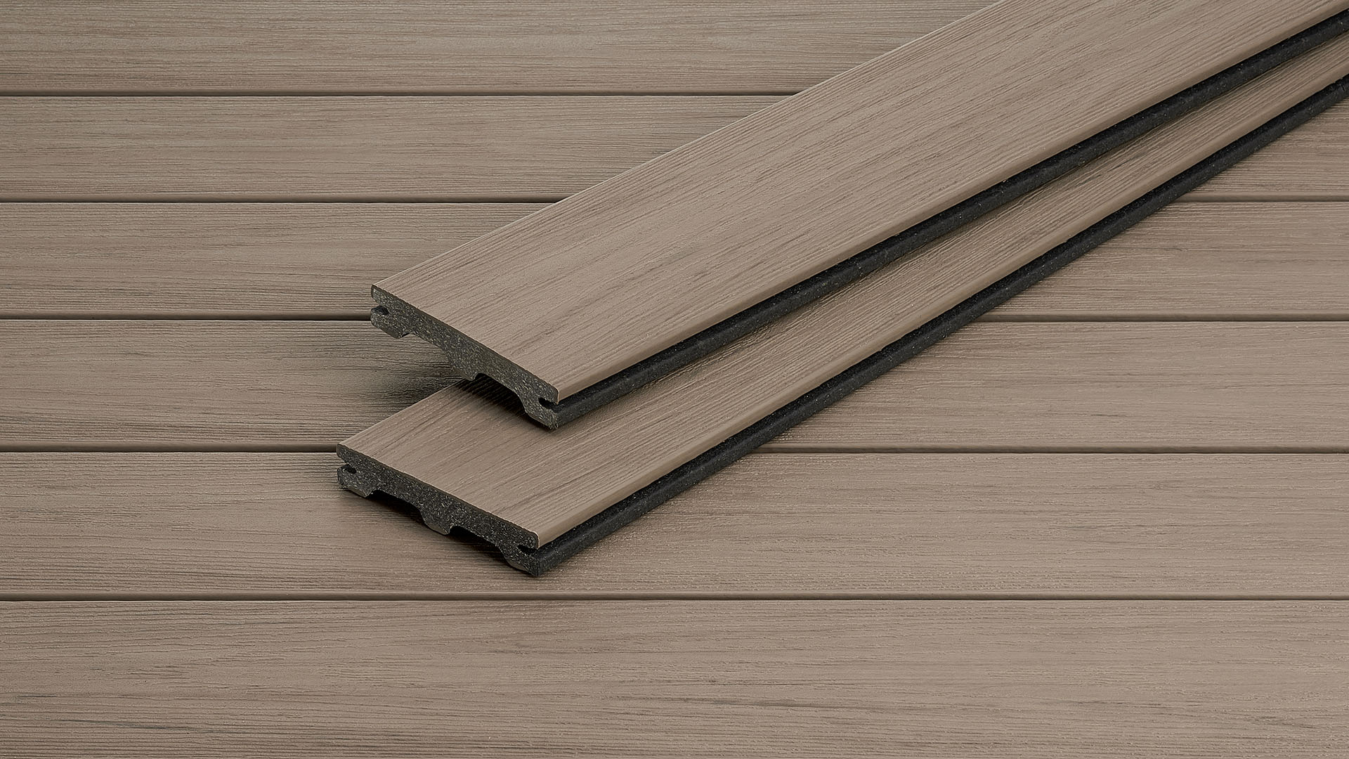Compare decking boards - UPM ProFi Piazza