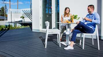 Better stain resistance for your decking